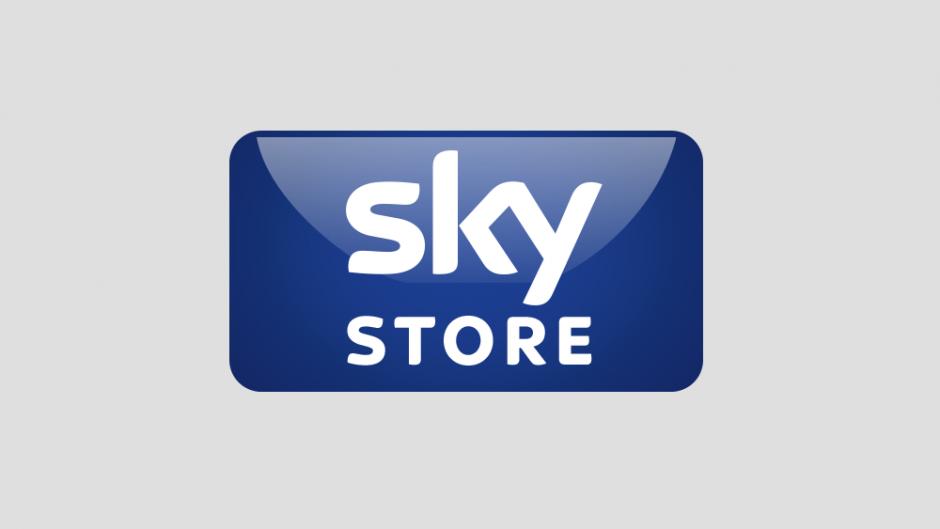 Sky Store logo
