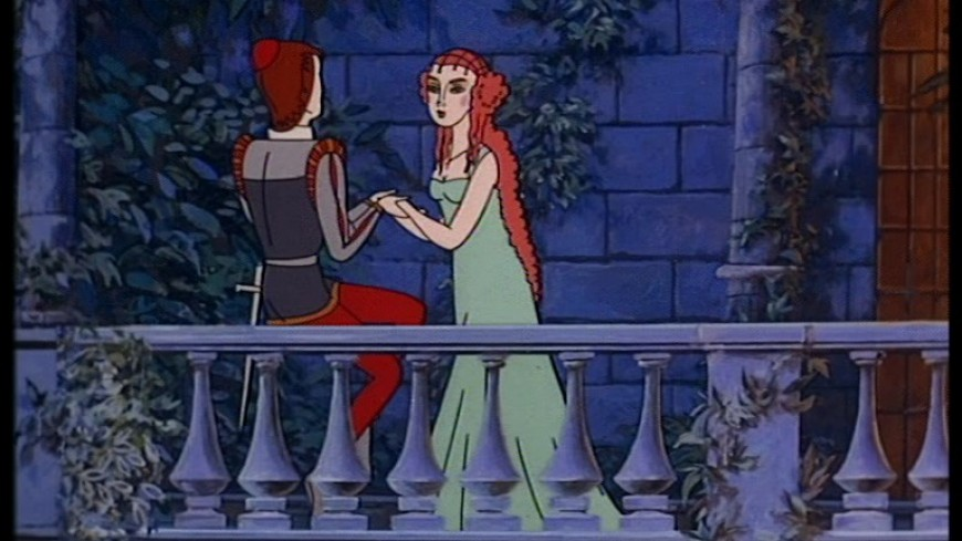 Resource - Romeo and Juliet: The Animated Tales - Into Film