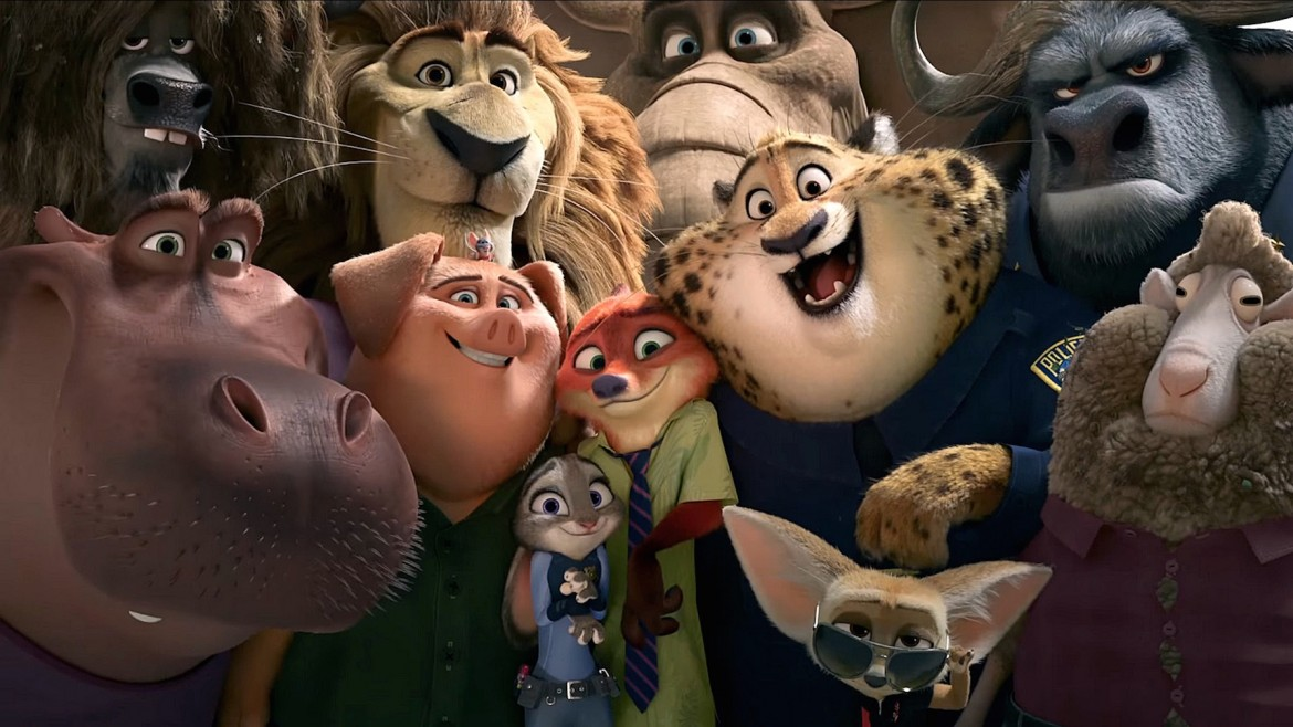 Image result for zootropolis animation