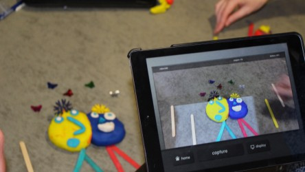 Stop Motion CPD