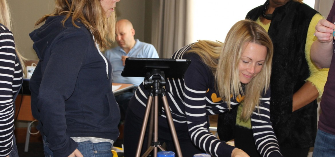 First Steps Filmmaking CPD