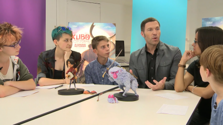 Travis Knight roundtable