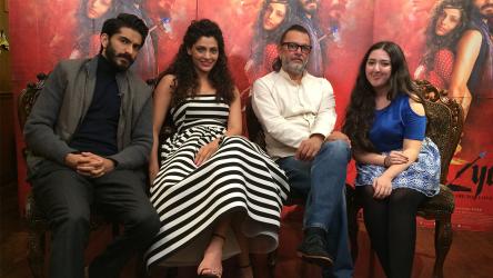 Rakeysh Omprakash Mehra, Harshvardhan Kapoor, and Saiyami Kher discuss Mirz