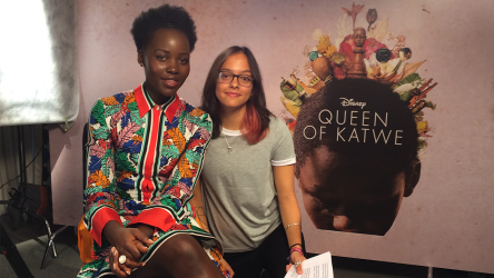 Queen of Katwe Interview