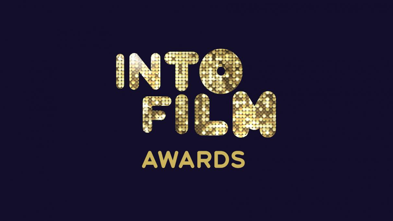 Into Film Awards logo gold