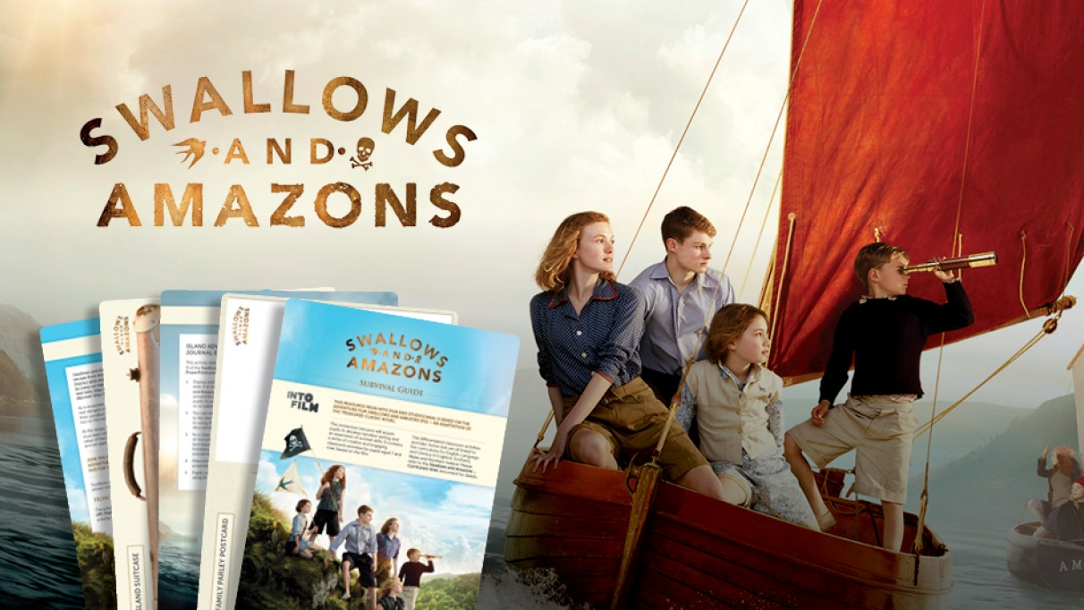 Swallows and Amazons - Survival Guide Image