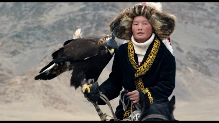 The Eagle Huntress trailer