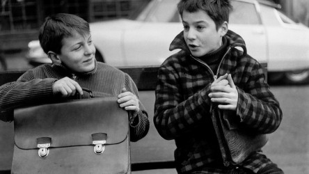The 400 Blows still