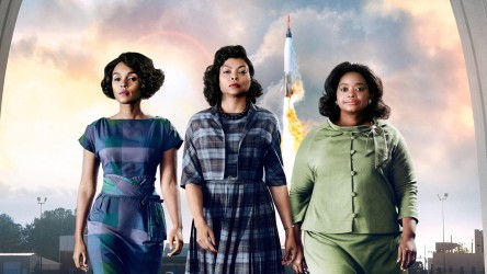 Hidden Figures group shot