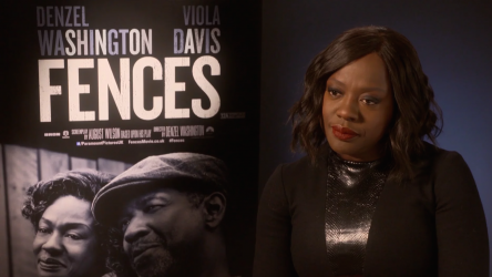 Viola Davis talks Fences