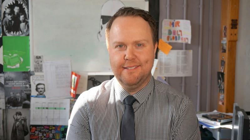 Michael Daly, John Paul Academy