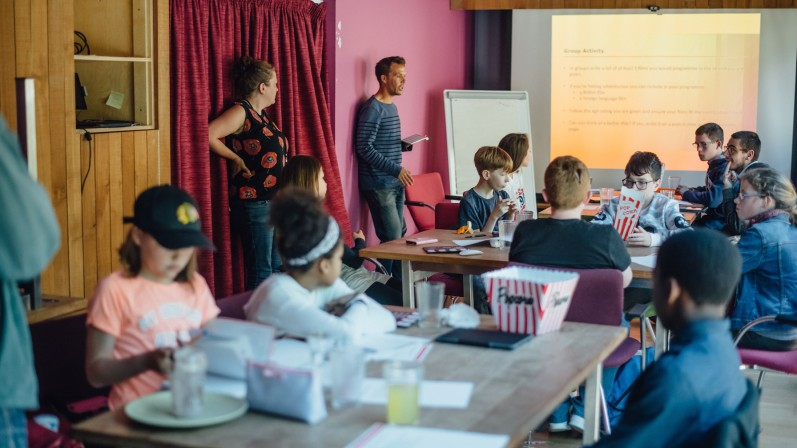 How Do Into Film Clubs Work? header