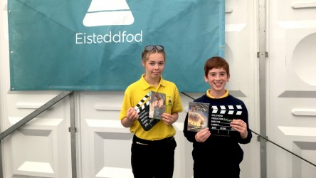 Urdd Competition Winners