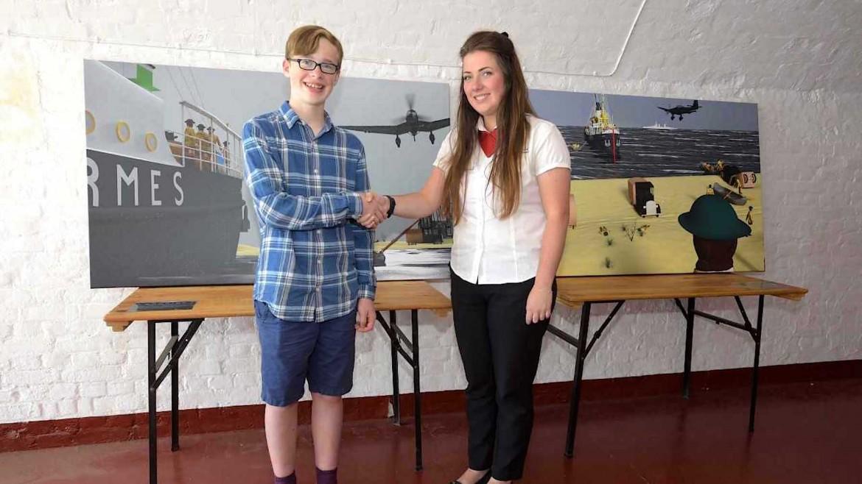 Dunkirk: Dynamo Challenge competition winner