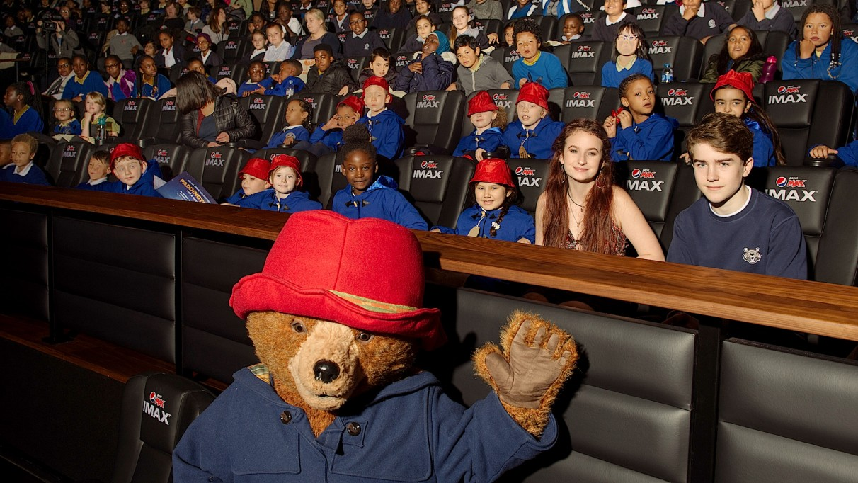 Paddington 2 IFF17 cinema