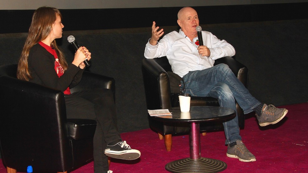 Dave Johns at IFF17