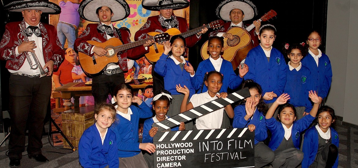 Coco closes the Into Film Festival 2017