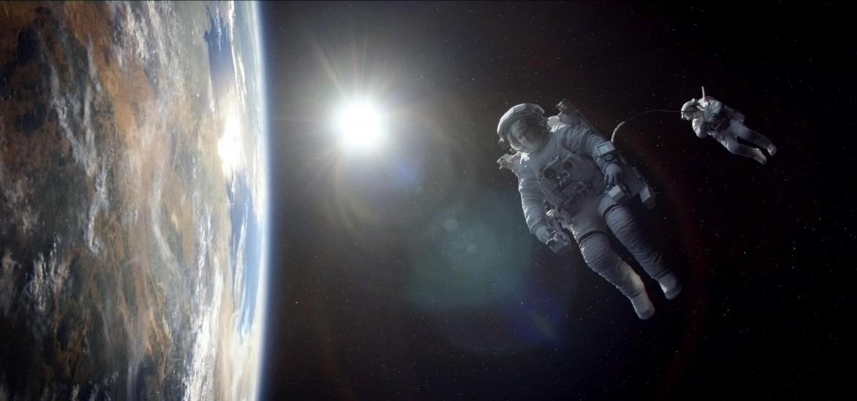 Still from Gravity