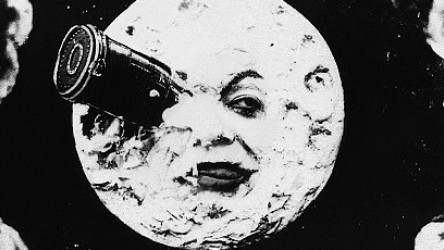 Still from A Trip to the Moon