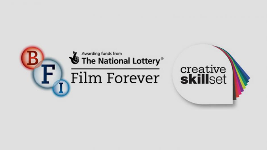 Creative Skillset / BFI logo