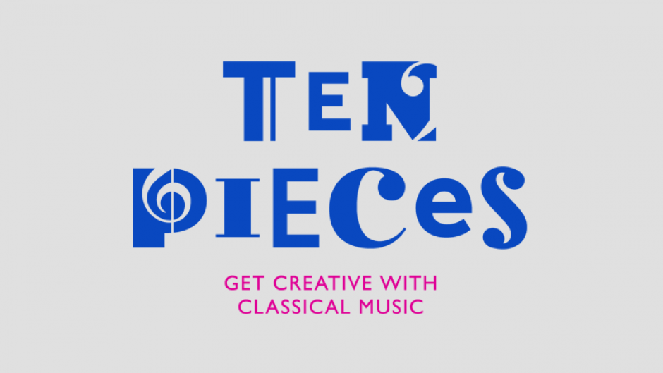 Ten Pieces logo