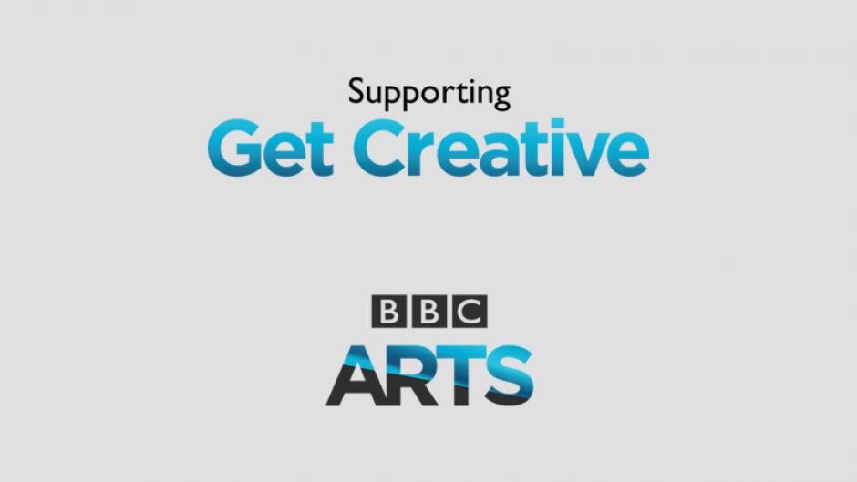 BBC Get Creative logo