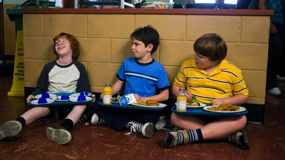Still from Diary of a Wimpy Kid