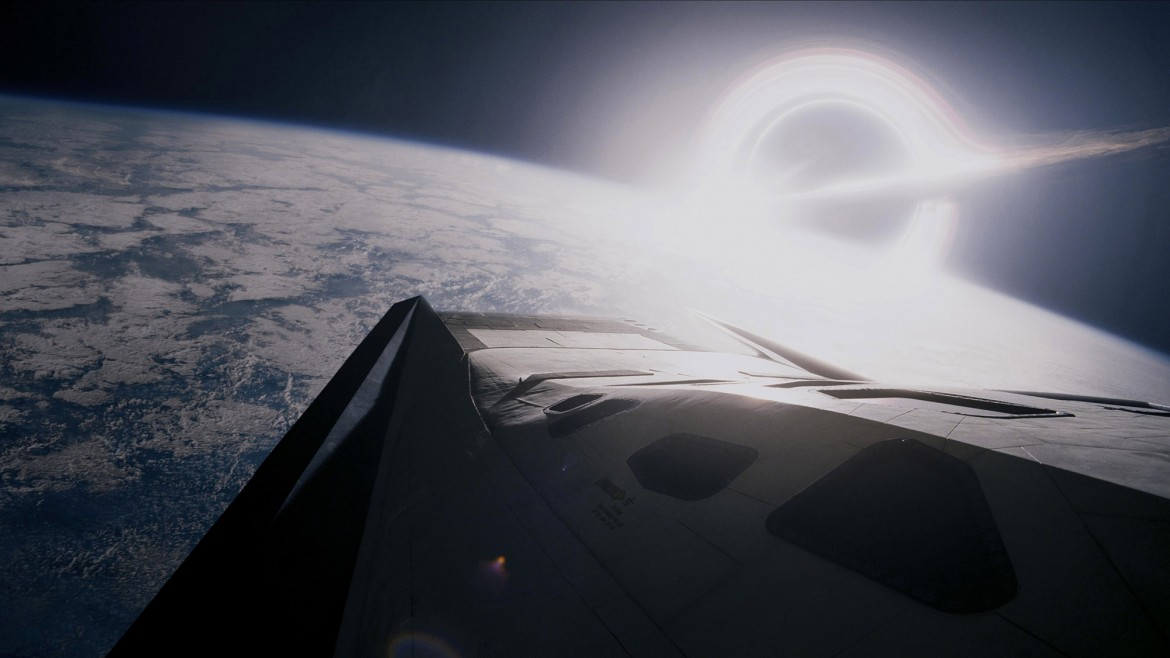 Still from Interstellar