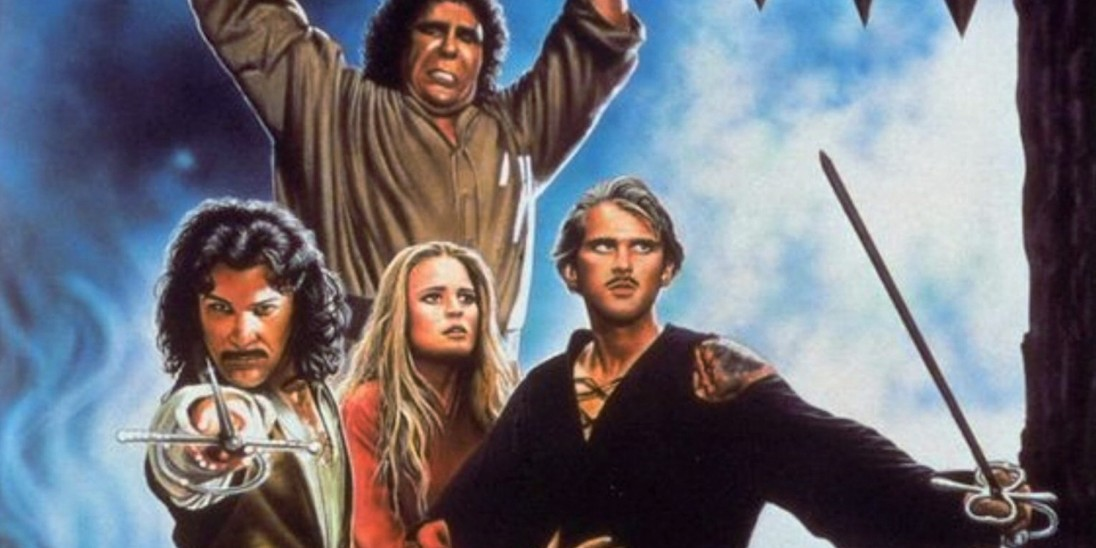 "the princess bride film review Whenever i think of the ""the princess bride,"" i remember the first  to pull for  every scene of the film he concentrates on style over detail, which."