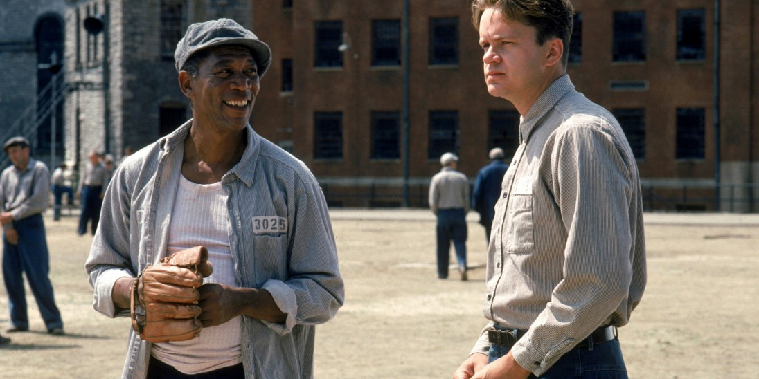 film review of the shawshank redemption The shawshank redemption is a 1994 american drama film written and directed by frank darabont, based on the 1982 stephen king novella rita hayworth and shawshank redemption.
