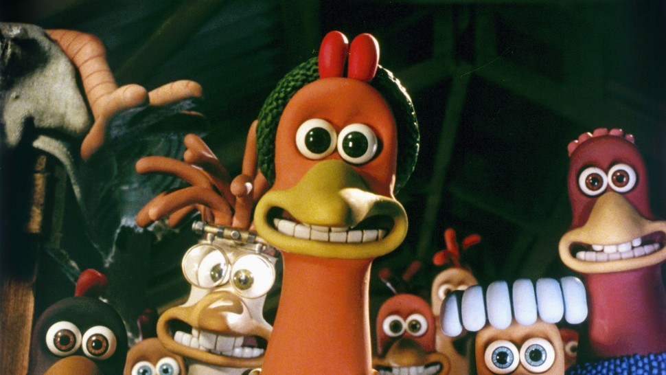 comparison of chicken run and the great escape How is chicken run an appropriation of the great escape help my chicken do you find it ridiculous that england are celebrating their great escape.